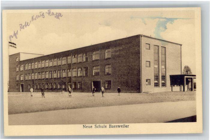 Baesweiler Baesweiler Schule * / Baesweiler /Aachen LKR