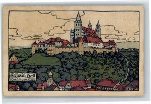 Schwaebisch Hall Schwaebisch Hall Schloss Comburg x / Schwaebisch Hall /Schwaebisch Hall LKR
