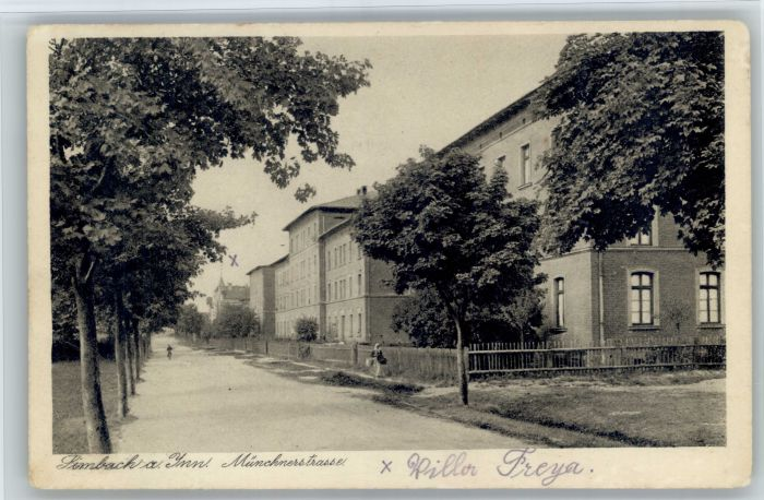 Simbach Inn Simbach Inn Muenchnerstrasse x / Simbach a.Inn /Rottal-Inn LKR