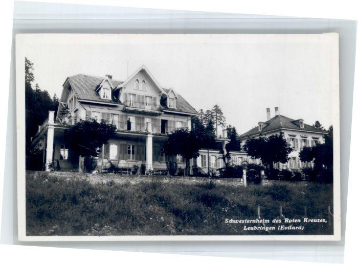 Evilard Evilard Schwesternheim des Roten Kreuzes x / Evilard Leubringen /Bz. Biel