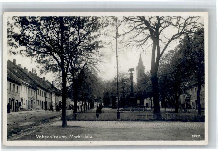 Vohenstrauss Vohenstrauss Marktplatz x / Vohenstrauss /Neustadt Waldnaab LKR
