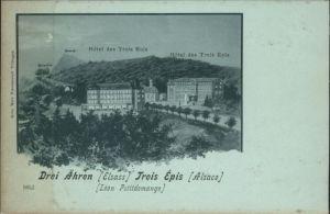Drei-aehren Trois-Epis Trois-Epis Hotel des Trois Rois Hotel des Trois Epis * / Ammerschwihr /Arrond. de Ribeauville