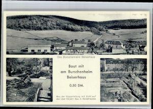 Rengshausen Hessen Rengshausen Hessen Burschenheim Beiserhaus * / Knuellwald /Schwalm-Eder-Kreis LKR