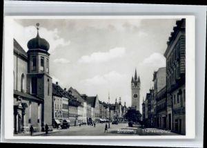 Straubing Straubing Theresienplatz * / Straubing /Straubing Stadtkreis