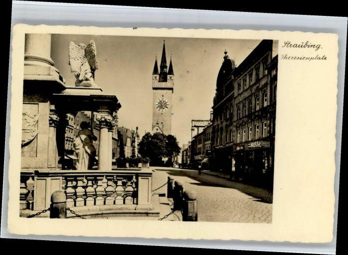 Straubing Straubing Theresienplatz x / Straubing /Straubing Stadtkreis