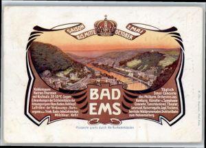 Bad Ems Bad Ems  x / Bad Ems /Rhein-Lahn-Kreis LKR