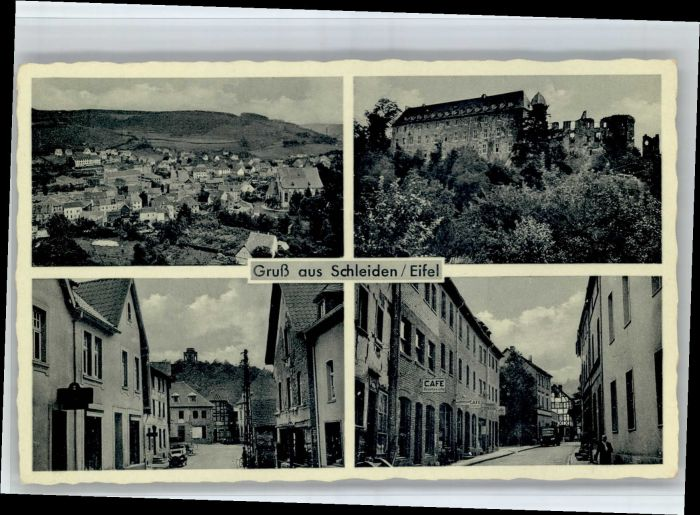 Schleiden Eifel Schleiden Eifel  * / Schleiden /Euskirchen LKR