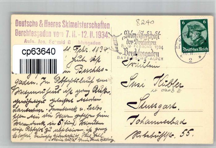 Berchtesgaden Berchtesgaden  x / Berchtesgaden /Berchtesgadener Land LKR 1