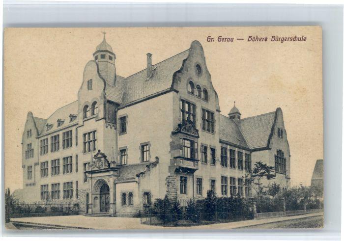 Gross-Gerau Gross-Gerau Buergerschule * / Gross-Gerau /Gross-Gerau LKR