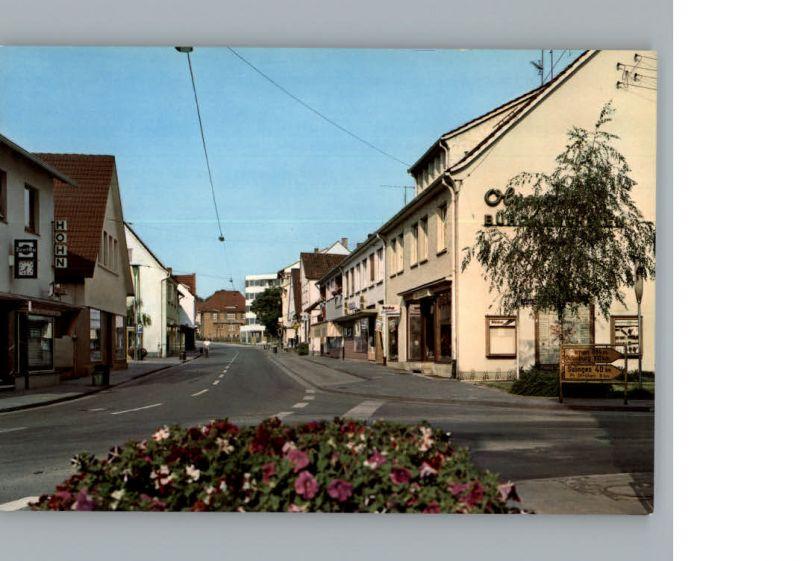 Rahden Westfalen Steinstrasse  / Rahden /Minden-Luebbecke LKR