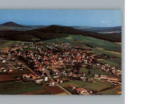 Schauenburg Luftaufnahme / Schauenburg /Kassel LKR