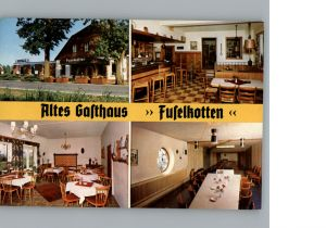 Billerbeck Westfalen Gasthaus Fuselkotten / Billerbeck /Coesfeld LKR