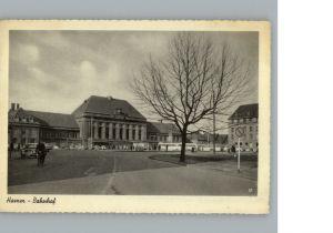 Hamm Westfalen Bahnhof / Hamm /Hamm Stadtkreis