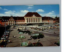 Hamm Westfalen Bahnhof, Bahnhofsvorplatz / Hamm /Hamm Stadtkreis