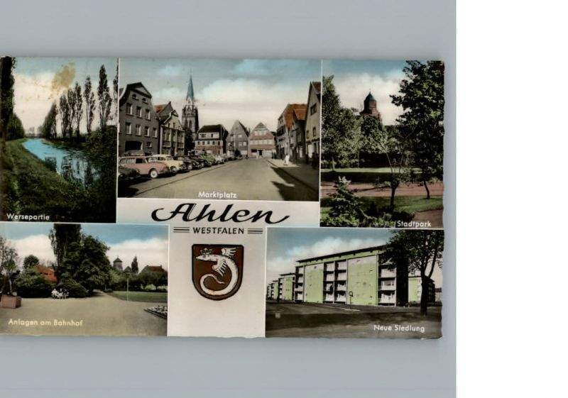 Ahlen Westfalen  / Ahlen /Warendorf LKR
