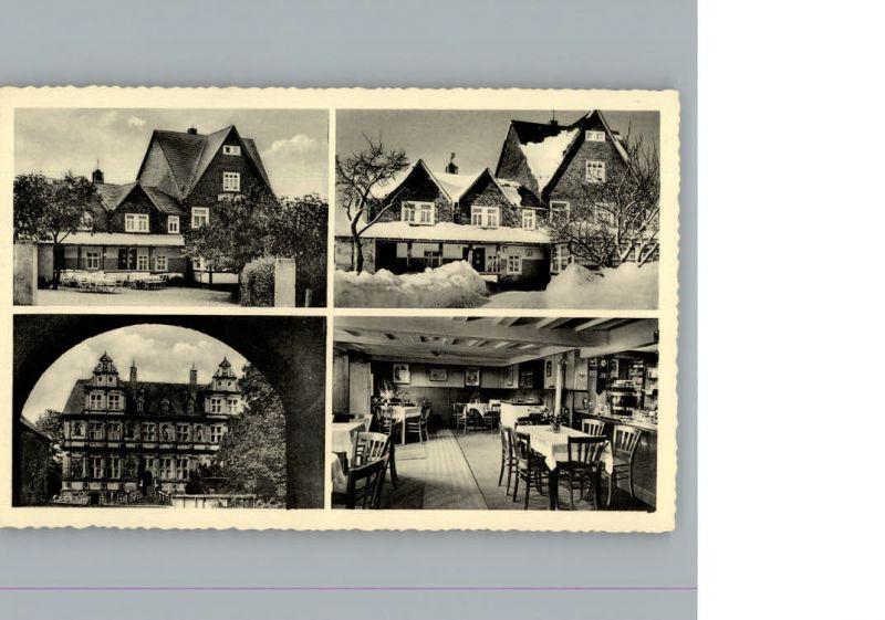 Friedewald Westerwald Cafe - Restaurant Schneider / Friedewald /Altenkirchen Westerwald LKR