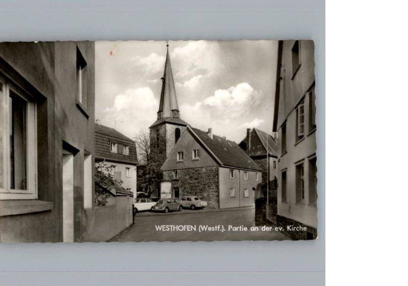 Westhofen Westfalen  / Schwerte /Unna LKR