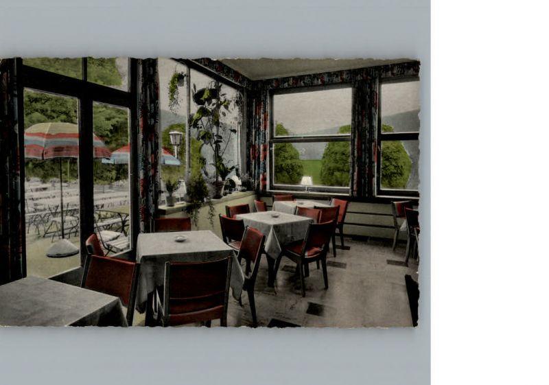 Zell Odenwald Konditorei, Cafe Orth / Bad Koenig /Odenwaldkreis LKR