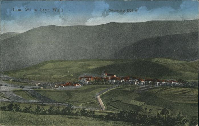 Lam Oberpfalz Schwarzeck / Lam /Cham LKR