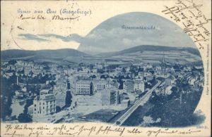 Aue Sachsen Erzgebirge x