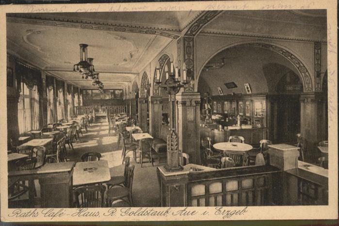 Aue Sachsen Aue Sachsen Rath Cafe Haus Erzgebirge x / Aue /Erzgebirgskreis LKR