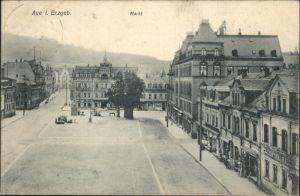 Aue Sachsen Markt Erzgebirge x
