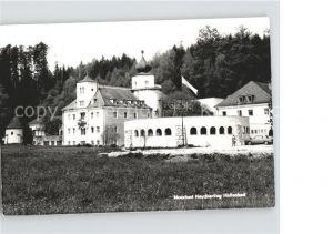 Bad Wimsbach Neydharting Moorbad Hallenbad Kat. Bad Wimsbach Neydharting