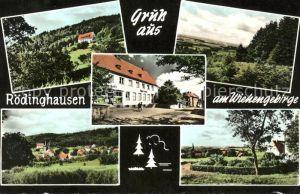 Roedinghausen Wiehengebirge  / Roedinghausen /Herford LKR