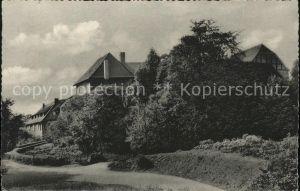 Lippedorf Niederrhein Burg Sternberg in Lippe Kat. Wesel