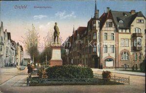 Uerdingen Bismarckplatz Kat. Krefeld