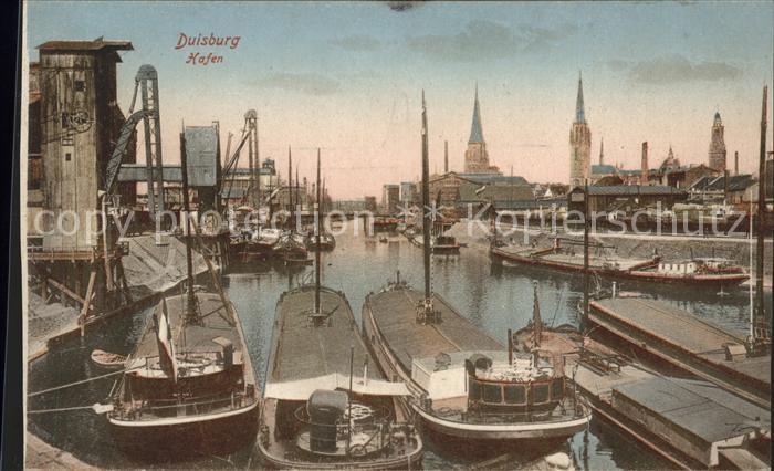 Duisburg Ruhr Hafen / Duisburg /Duisburg Stadtkreis