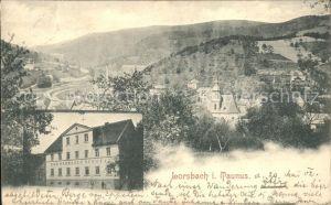 Lorsbach Taunus Kat. Hofheim am Taunus