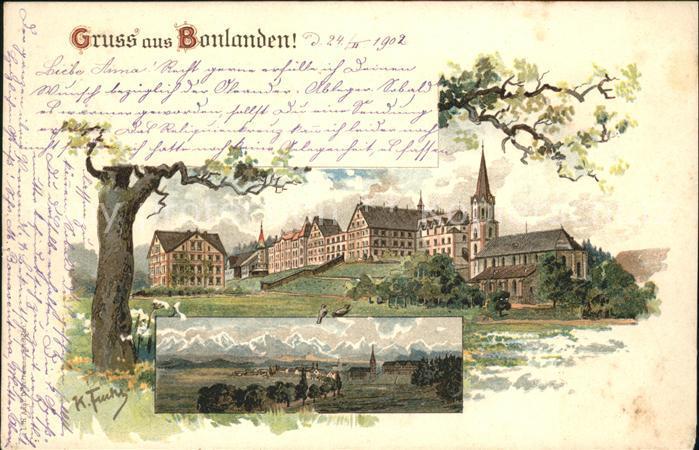 Bonlanden Berkheim  Kat. Berkheim