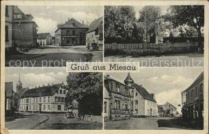Miesau Ortsansichten Strassenpartie Kat. Bruchmuehlbach Miesau