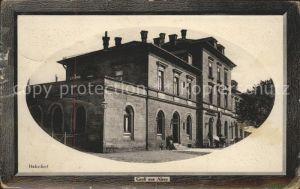 Alzey Bahnhof Kat. Alzey