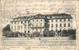 Engers Kriegsschule Kat. Neuwied