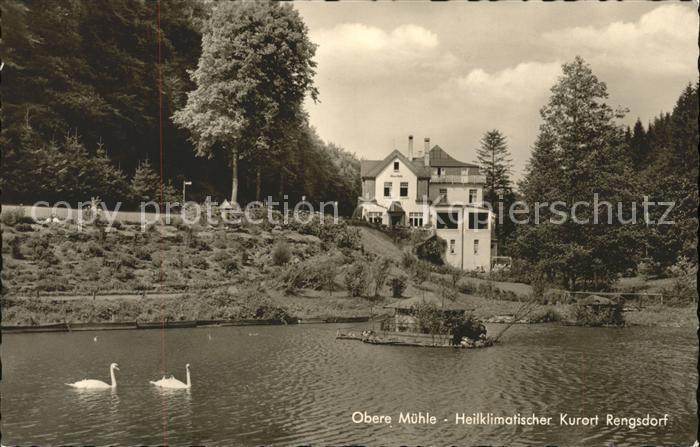 Rengsdorf Hotel Pension Obere Muehle Kat. Rengsdorf