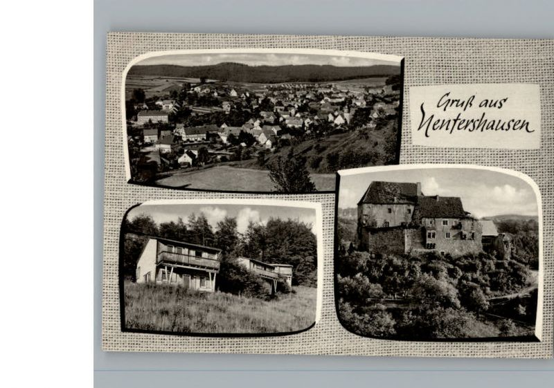 Nentershausen Hessen  / Nentershausen /Hersfeld-Rotenburg LKR