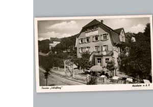 Weinheim Bergstrasse Pension Zum Schlossberg / Weinheim /Heidelberg Stadtkreis