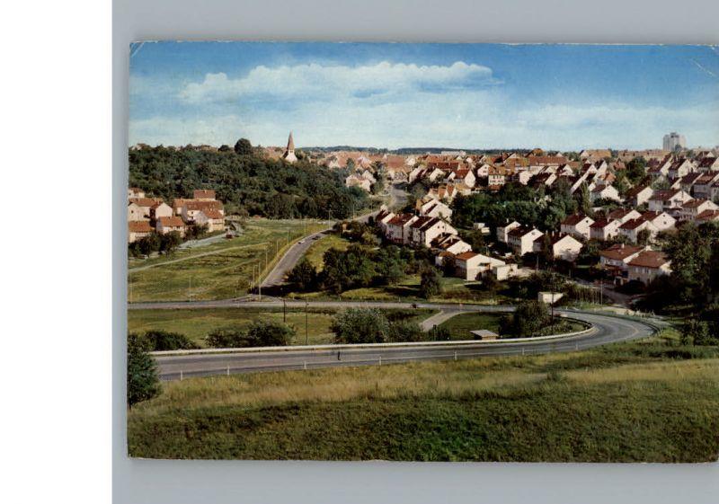 Berkheim Esslingen Aufstiegstrasse Berkheim / Esslingen am Neckar /Esslingen LKR