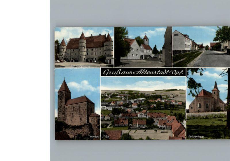Altenstadt Waldnaab  / Altenstadt a.d.Waldnaab /Neustadt Waldnaab LKR