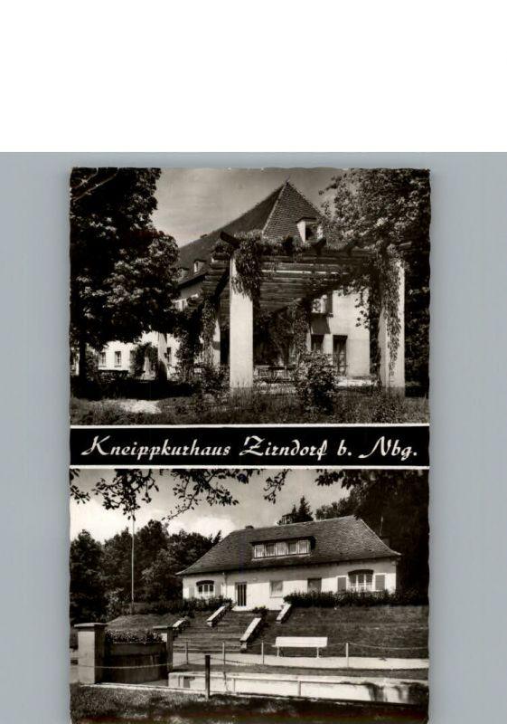 Zirndorf Mittelfranken Kurhaus / Zirndorf /Fuerth LKR