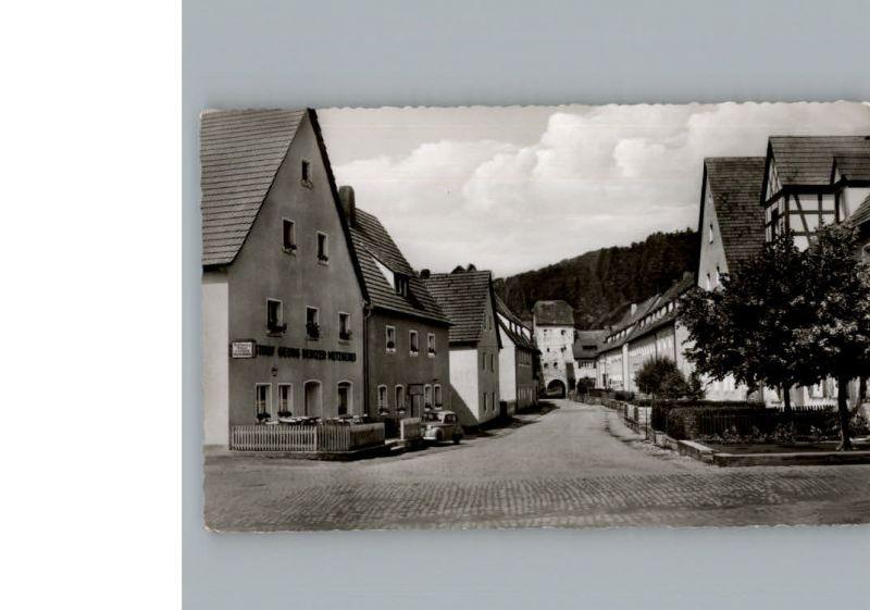 Velden Mittelfranken Muehltorstrasse / Velden Pegnitz /Nuernberger Land LKR