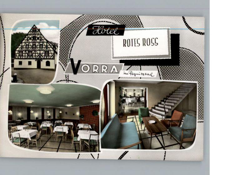 Vorra Pegnitz Hotel Rotes Ross / Vorra /Nuernberger Land LKR