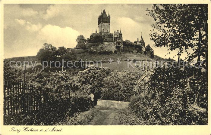 Kochem Burg Kat. Cochem