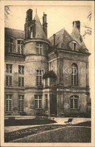 Villers Cotterets Chateau Francois Ier Pavillon d angle Kat. Villers Cotterets