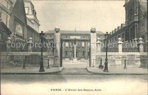 Paris Ecole des Beaux Arts Kat. Paris