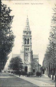 Neuilly sur Seine Eglise Saint Pierre Kat. Neuilly sur Seine