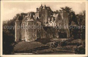 Castelnaud la Chapelle Chateau de Fayrac XVe siecle Kat. Castelnaud la Chapelle