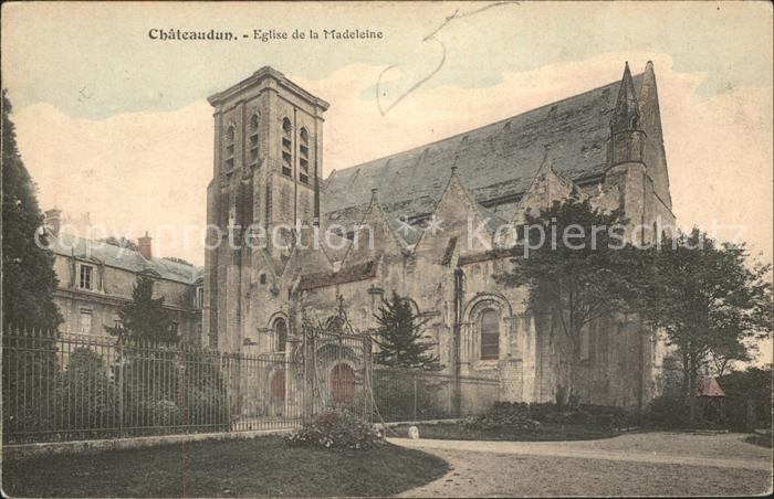 Chateaudun Eglise de la Madeleine Kat. Chateaudun